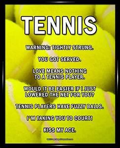 Funny Tennis Quotes. QuotesGram