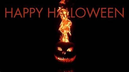 Halloween Animated Happy Fire Jack Lantern Gifs