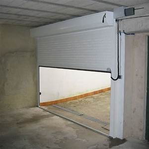 Porte De Garage A Enroulement : porte de garage a enroulement portail coulissant ~ Dailycaller-alerts.com Idées de Décoration