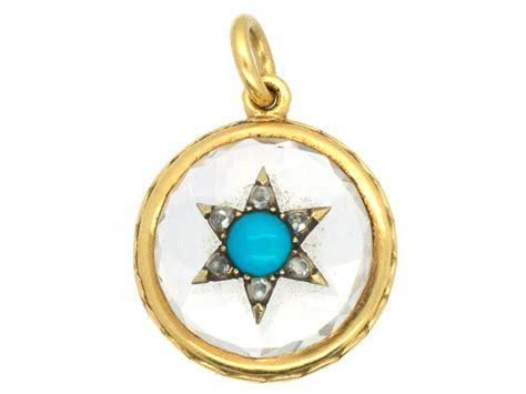 Victorian 18ct Gold Diamond, Turquoise & Rock Crystal. Luxury Emerald. Museum Emerald. Gia Emerald. Red Beryl Emerald. Opaque Emerald Emerald. Amblygonite Emerald. Natural Emerald Emerald. First Emerald