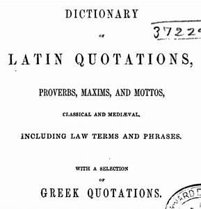 Go Proverbs! Pr... Roman Quotable Quotes