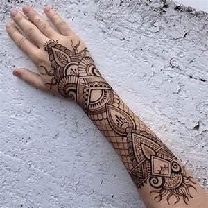 Henna Selber Machen : die besten 25 henna tattoo selber machen ideen auf pinterest arabisches henna design ~ Frokenaadalensverden.com Haus und Dekorationen