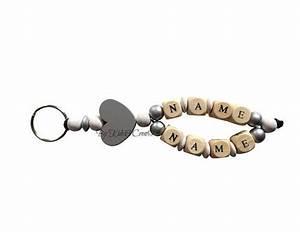 Din En 71 3 : keychain pacifier clip personalized name baby pacifier tetine personnalis e attache sucette ~ Watch28wear.com Haus und Dekorationen