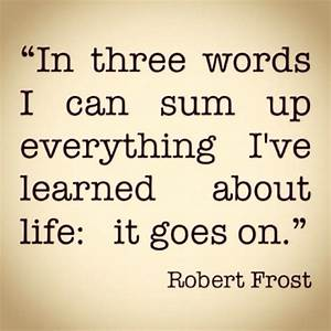 Robert Frost Quote - FaveThing.com