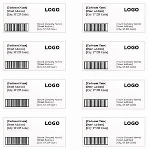 fedex label template word popular samples templates With kinkos address labels