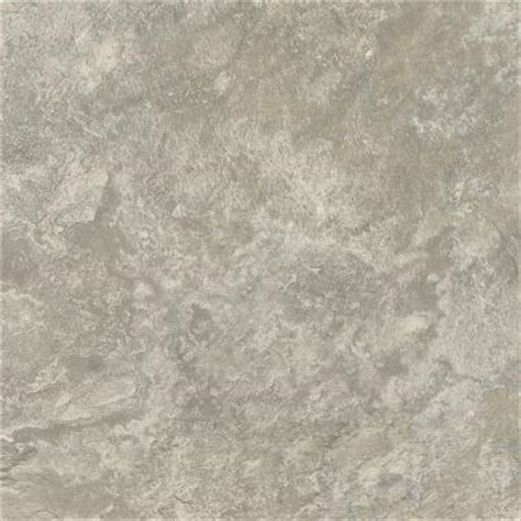 Armstrong Vct Tile Home Depot by Armstrong 12 In X 12 In Peel And Stick Slate Sand Sky