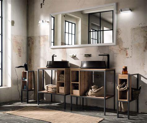 mobili e arredamenti mobili bagno industrial style arredamenti barin