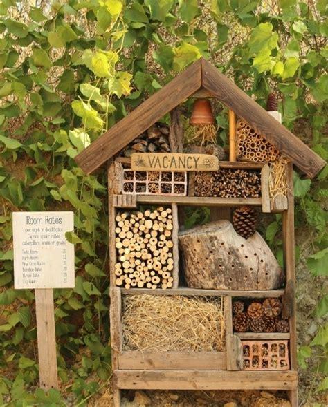 Insektenhotel Selber Bauen by Insektenhotel Selber Bauen 69 Ideen Und Bauanleitungen