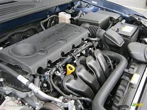 2010 Kia Optima Lx 2 4 Liter Dohc 16