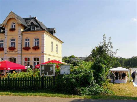 klosterhof knechtsteden restaurant cafe kloster