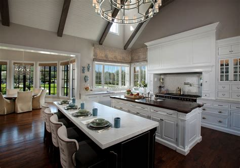 Ideas For Above Kitchen Cabinets - 70 spectacular custom kitchen island ideas home remodeling contractors sebring design build