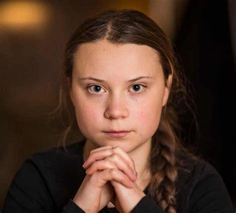 Biography Greta Thunberg