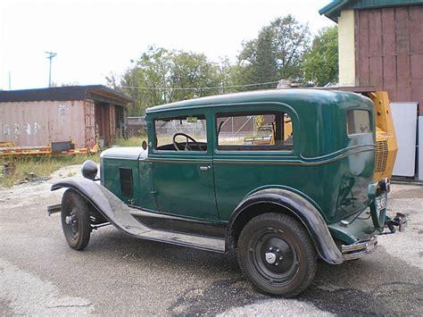 1930 Chevrolet 2 Door Sedan For Sale Woodstock, Illinois