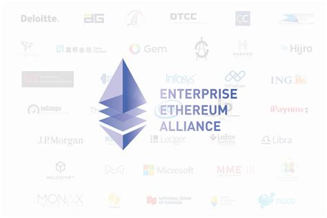 enterprise ethereum alliance adds 86 new members including deloitte toyota merck coinspeaker