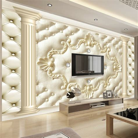 New York Bedroom Wallpaper Ebay by 3d Wallpaper Bedroom Mural Roll Modern Luxury Embossed