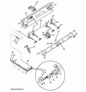 assembly view for manifold assembly zdp30n4h4ss With manifold switch assembly diagram parts list for model b09j50020