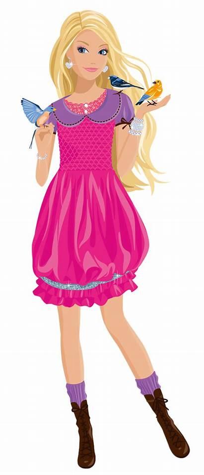 Barbie Clip Clipart Transparent Cartoon Yopriceville Cartoons