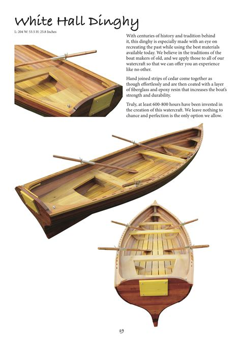 Boat Us Catalogue by Catalog Wooden Boat Usa Wooden Boat Usa