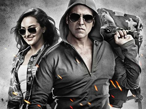 Holiday First Indian Army Film To Be Released In