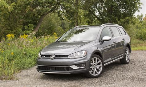 2017 Volkswagen Golf Alltrack Sel 4 Reviews Gallery
