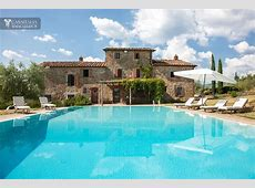 Tuscany For sale farmhouse with vineyard and olive grove