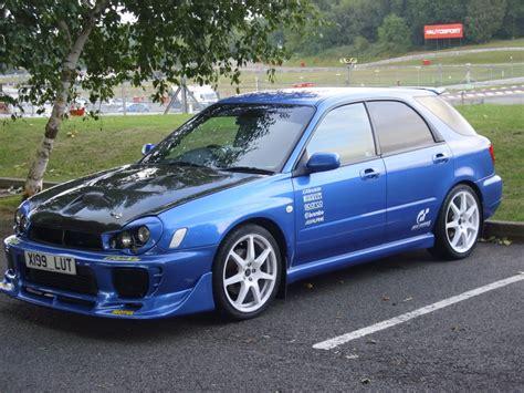 Subaru Impreza Station Wagon by 2002 Subaru Impreza Station Wagon Ii Pictures