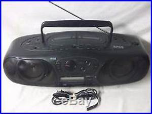 Japan Rca Rp Fm Radio Cd Player Dual