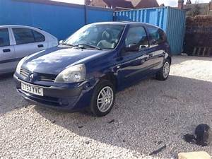 2004  53 Renault Clio 1 2 Expression Met Blue 93k 3 Owners