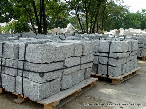 granit bruchsteine preis granit mauersteine 20x20x40 cm quot grau mittelkorn quot granitsteine granitmauer natursteine 100