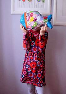 fische nähprojekte mit kindern met afbeeldingen