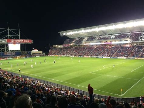 Park Toyota by Tp 03 Picture Of Toyota Park Bridgeview Stadium