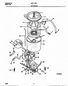 Universal  Multiflex  Frigidaire  Washer