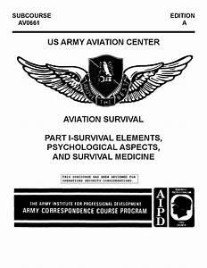 Army Aviation Survival Manual By Skyhawkss