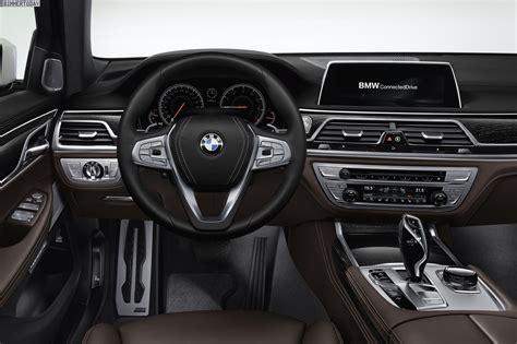 Bmw 7 2015 Interieur  Autos Post