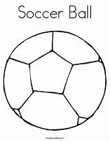 Soccer Coloring Ball Colouring Pages Volleyball Play Print Let Sport Noodle Twisty Outline Clipart Tracing Clip Twistynoodle Kick Built California sketch template