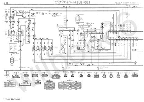 wilbo666 2jz ge jzs147 engine wiring