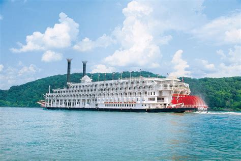 Steamboat Company by American Queen Steamboat Company At United Cruises
