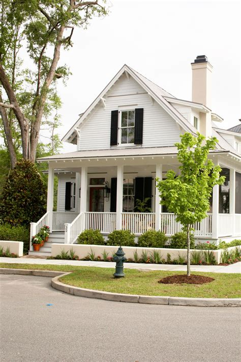 southern home designs 18 small house plans southern living