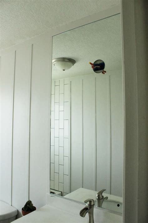 Install Bathroom Mirror by How To Professionally Install A Bathroom Mirror