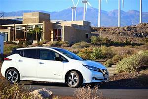 Autonomie Nissan Leaf : nouvelle nissan leaf autonomie commercialisation prix ~ Melissatoandfro.com Idées de Décoration