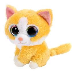 stuffed animal cats butterscotch the lil sweet and sassy stuffed kitten by