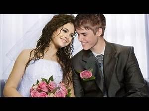 Justin Bieber & Selena Gomez Getting Married? - YouTube