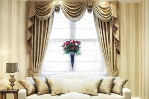 Swag Curtains For Living Room by Curtain Styles To Consider For A Modern Look Zameen Blog
