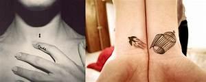 Mini Tattoos Männer : kleine tattoo design ideen f r m nner und frauen ~ Frokenaadalensverden.com Haus und Dekorationen