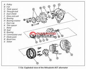 Ford Focus Mk3 Workshop Wiring Diagram
