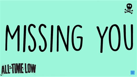 Missing You (lyrics)
