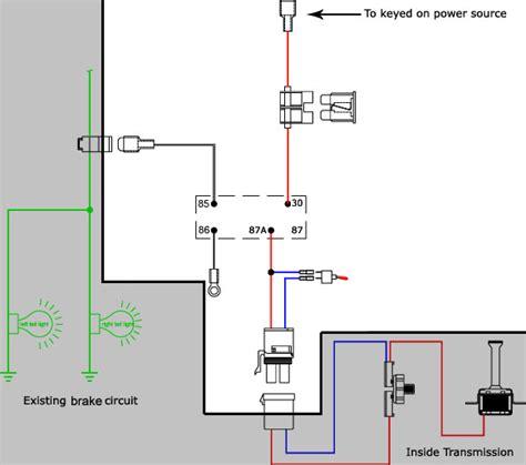 700r4 tcc lockup wiring diagram 700r4 wiring a non