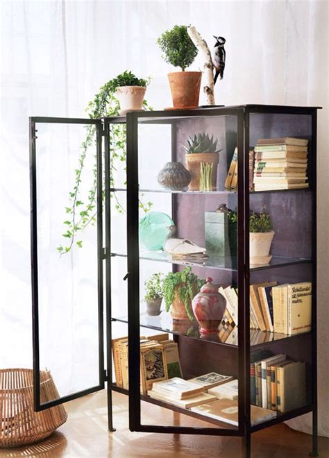 Curio Storage Cabinet by 25 Best Ideas About Glass Bookcase On Pinterest