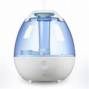 Anypro Cool Mist Ultrasonic Humidifier For Bedroom