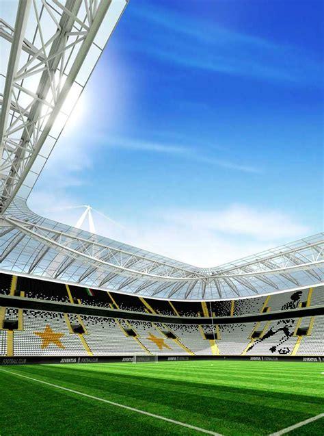 juventus stadium architizer